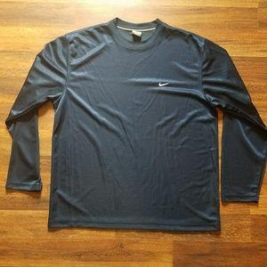 Nike men's long sleeve shirt size XL